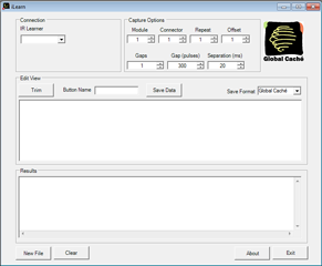 How to add IR commands to the