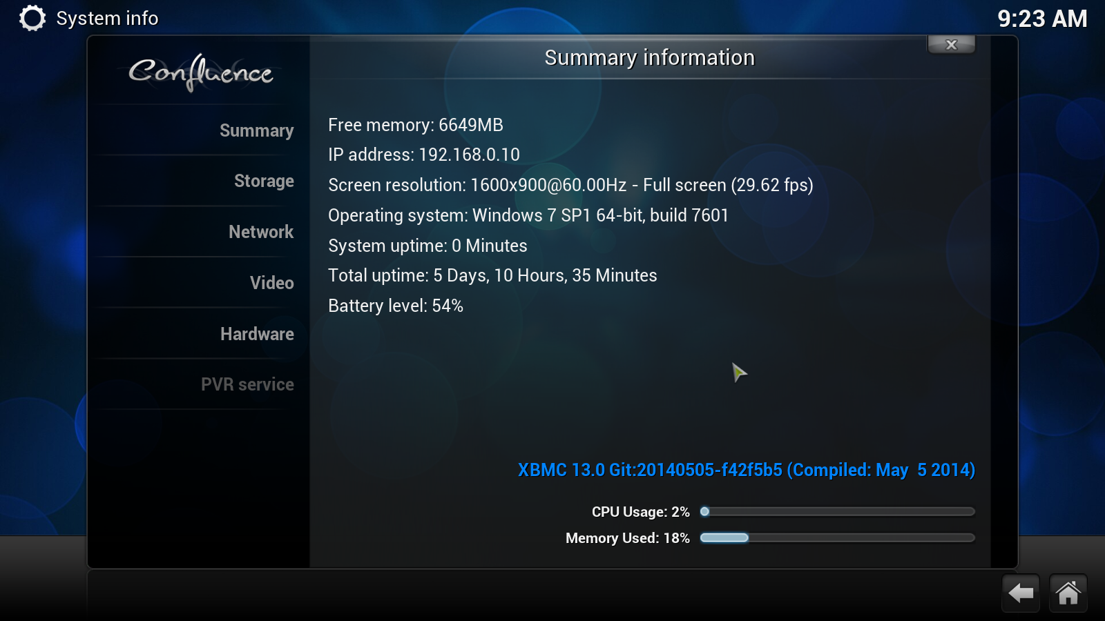 xbmc download for windows 7 ultimate