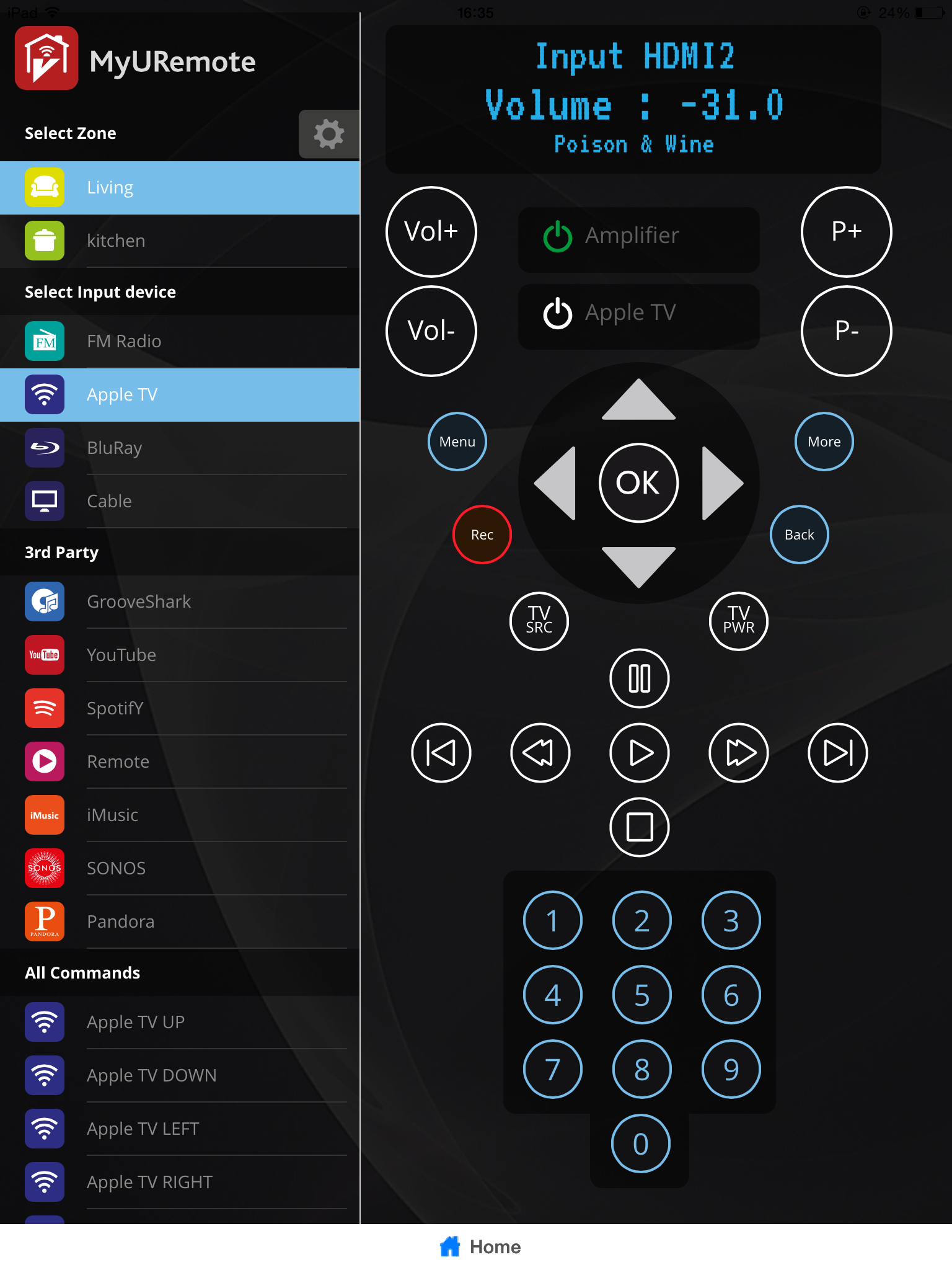 BEST FREE UNIVERSAL REMOTE APP FOR IPHONE