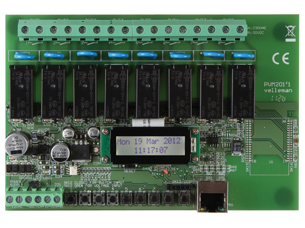 MyURemote direct network control ( IP control via LAN / WiFi